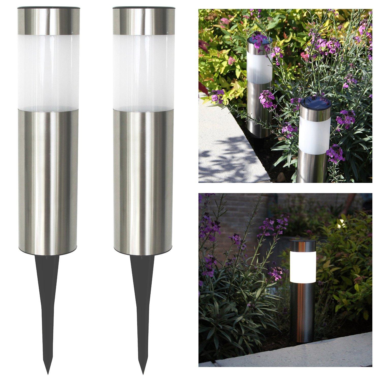 solarleuchten für den garten | gute und günstige modelle im detail, Garten ideen