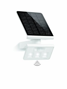 Solar Strahler mit Bewegungsmelder test