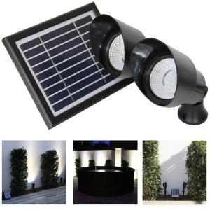 Solar Gartenleuchten – Frostfire Solar Spotlichter