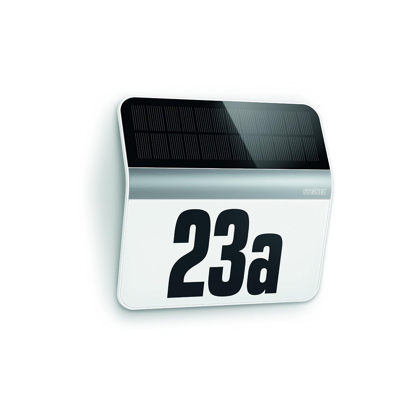 solar hausnummer welche modelle taugen etwas. Black Bedroom Furniture Sets. Home Design Ideas