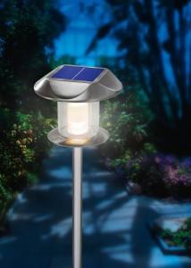 Solarleuchten Garten