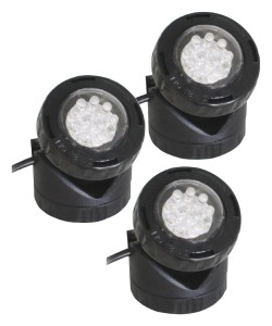 Teichbeleuchtung Test - LED Spotlight Unterwasserbeleuchtung