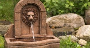 Garten Springbrunnen