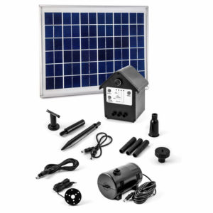 solar teichpume im test