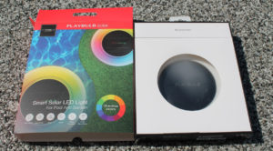 Playbulb Lieferumfang und Verpackung