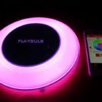 MiPow Playbulb Solar pink