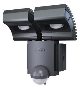 LED Strahler mit Bewegungsmelder Test