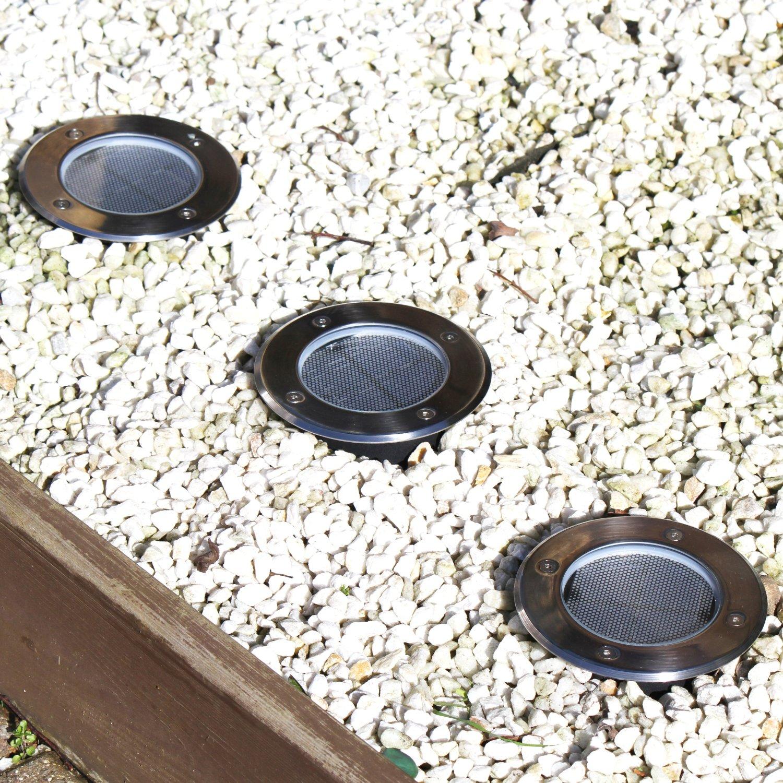 solar bodenleuchten vergleichen sie 5 leistungsstarke modelle. Black Bedroom Furniture Sets. Home Design Ideas