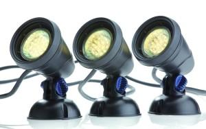 Teichbeleuchtung - Oase Unterwasserbeleuchtung