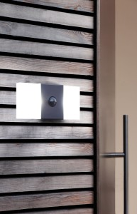LED Außenleuchte mit Bewegungsmelder – Osram Noxlite
