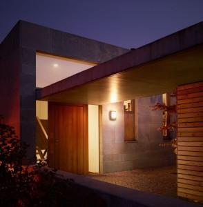 LED Außenleuchte mit Bewegungsmelder – Steinel