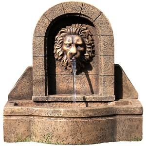 """Garten Springbrunnen Test - Stilista Modell """"Leon"""""""