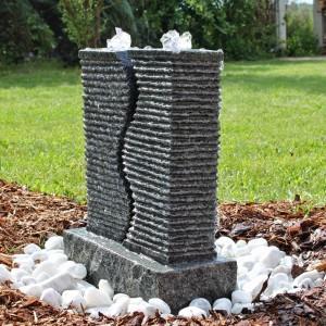 Garten Springbrunnen Granit