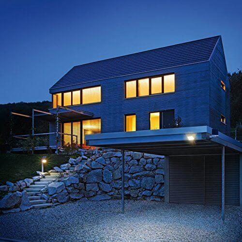solar strahler mit bewegungsmelder. Black Bedroom Furniture Sets. Home Design Ideas