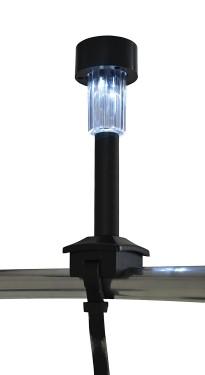 8 solarleuchten f r den balkon im test. Black Bedroom Furniture Sets. Home Design Ideas