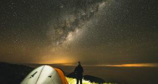Solar Campinglampen