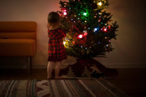 Solar Weihnachtsbeleuchtung