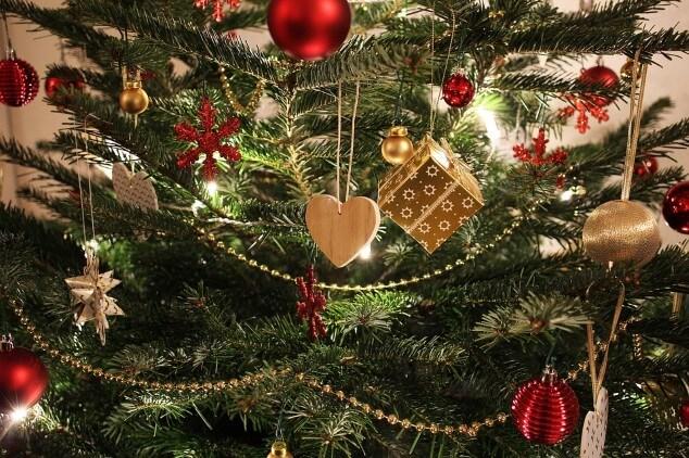 Solar Weihnachtsbaumbeleuchtung